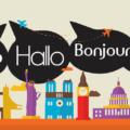 banner hola en distintos idiomas