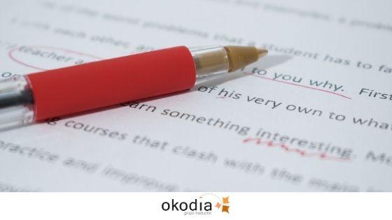 Coses que cal saber sobre la correcció de textos en la traducció professional